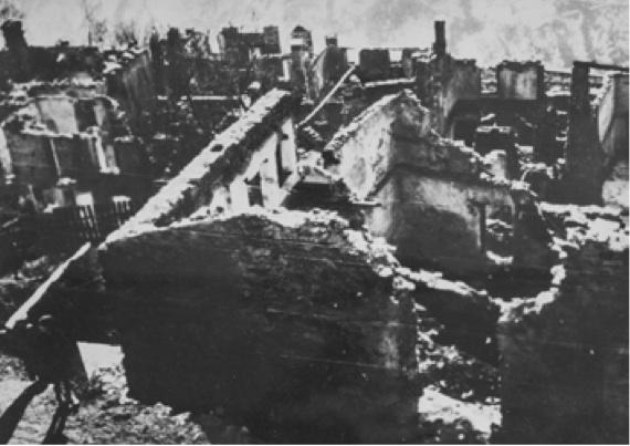 Cevo, incendio 1944