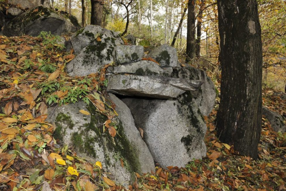 Cevo, sentiero celtico