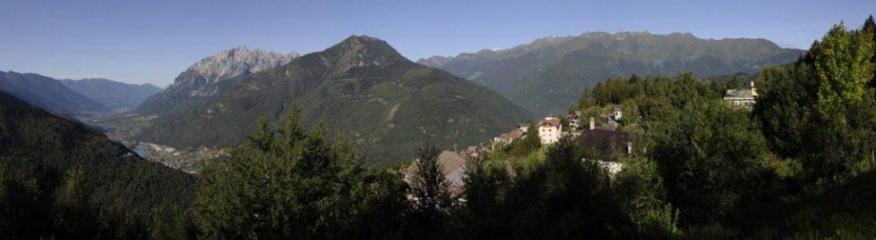 Valsaviore panorama