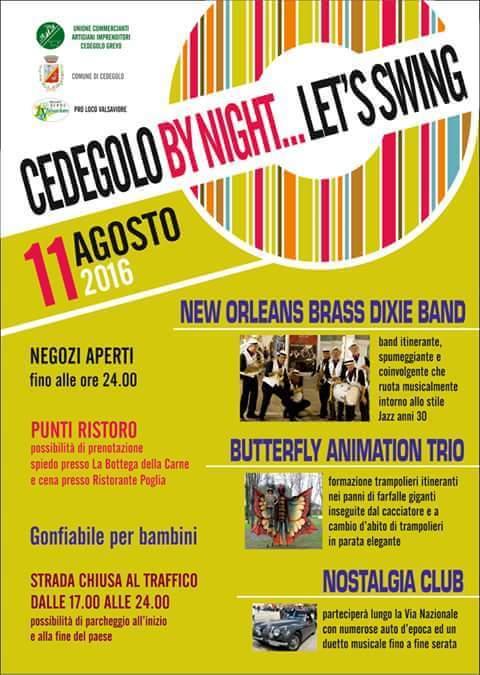cedegolo by night