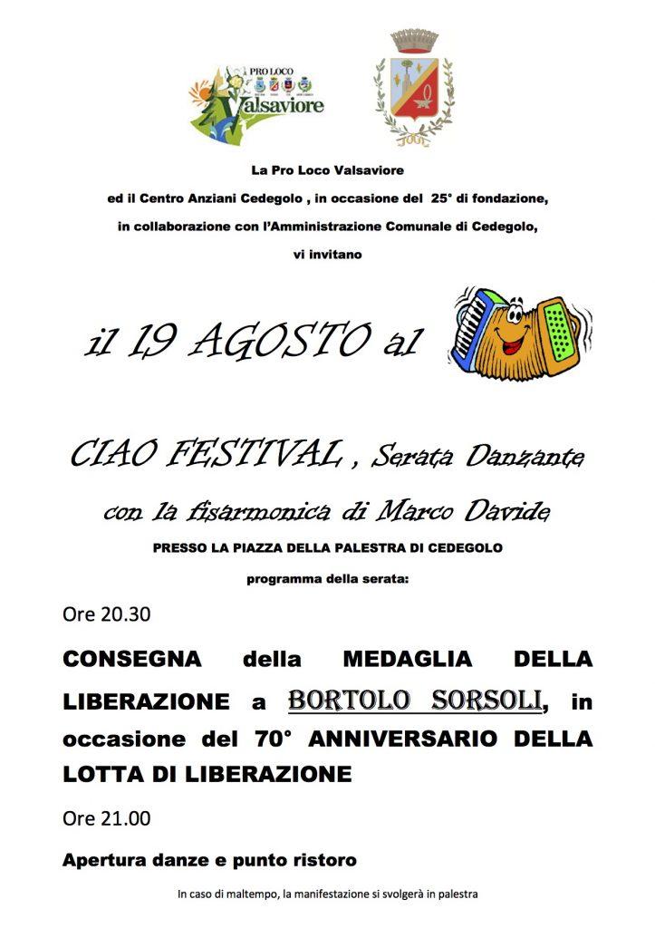 jpeg 2016 19 Agosto Ciao Festival