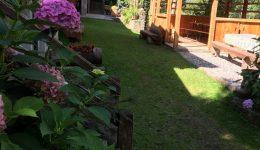 sellero viandante giardino