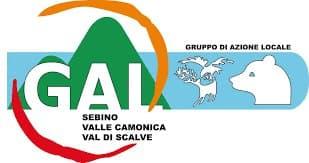 Il logo del GAL di Valle Camonica e Val di Scalve
